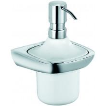 KLUDI Amba dávkovač tekutého mýdla, chrom / porcelán 5397605
