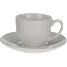 EXCELLENT Hrnek na espresso 95 ml, bílý KO-Q75100600