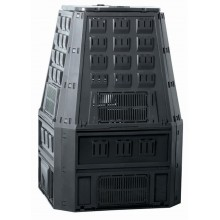 Prosperplast EVOGREEN 850L Kompostér černý IKEV850C