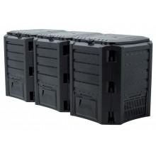 Prosperplast MODULE COMPOGREEN 1200L Kompostér černý IKSM1200C