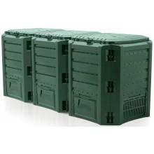 Prosperplast MODULE COMPOGREEN 1200L Kompostér zelený IKSM1200Z