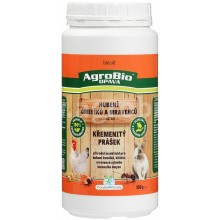 AgroBio KP bioATAK Křemenitý prášek Přírodní biocid, 250 g 002166