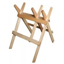Koza dřevěná na řezání dřeva 77x85x88cm 120017