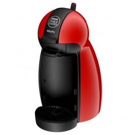 Krups Espresso KP 1006 NESCAFÉ Dolce Gusto Piccolo červeno-černý
