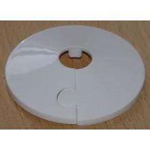 Plastová krycí růžice dělená 12 mm