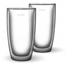LAMART LT9011 SET 2 CAFÉ LATTÉ 380 VASO termo sklenice 42002544