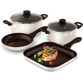 LAMART CERAMIC SADA Keramické nádobí, 6 ks, K20262024MB, 42000839