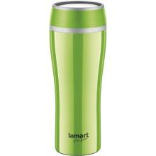 LAMART LT4024 Termohrnek 0,4L zelená FLAC 42001286