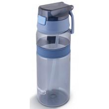 LAMART LT4058 Sportovní láhev 0,7l Modrá, Straw 42003522