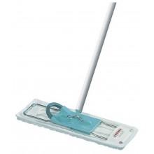 LEIFHEIT PROFI Micro Duo podlahový mop 42 cm s hliníkovou tyčí (click system) 55048