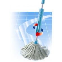 LEIFHEIT WRING Podlahový mop 14 cm se ždímací mechanikou 56710