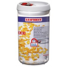 LEIFHEIT Fresh & Easy Dóza na potraviny 2,0 l 31204
