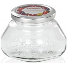 LEIFHEIT Sklenice na marmeládu 0,25 l, 36003