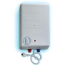 VÝPRODEJ LEOV 5 l elektrický ohřívač vody, objem 5 l, univerzální LEOV5 POŠKOZENÝ OBAL!!!