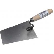 MAGG Stavební lžíce ocelová 180 mm, dřevěná rukojeť STSLFE180D