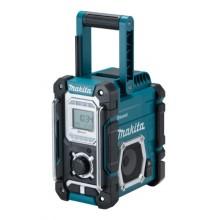 MAKITA DMR108 Aku rádio s Bluetooth, Li-ion 7,2V-18V
