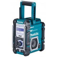 MAKITA DMR112 Aku rádio DAB s Bluetooth, Li-ion 7,2V-18V