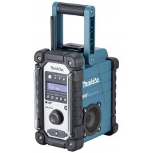 MAKITA DMR110 aku rádio DAB, Li-ion 7,2V-18V Z bez aku