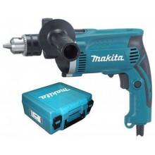 MAKITA HP1630K Příklepová vrtačka s kufrem 1,5-13mm, 710W