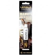 Den Braven MAMUT GLUE montážní lepidlo 25 ml, tuba, bílá 1179