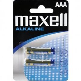 MAXELL Alkalické tužkové baterie LR03 2BP 2xAAA (R03) 35032038