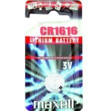 MAXELL Lithiová mincová baterie CR 1616 3V 35009797