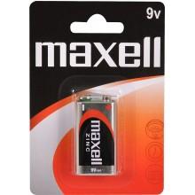 MAXELL Zinko-manganová baterie 6F22 1BP Zinc 1x 9V 35009846