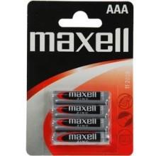 MAXELL Zinko-manganová baterie R03 4BP Zinc 4x AAA 35026518