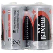 MAXELL Zinko-manganová baterie R20 2S Zinc 2x D SHRINK 35041552