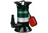 Metabo 0250750000 PS 7500 S Ponorné čerpadlo na znečištěnou vodu 450 W