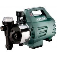 Metabo 600979000 HWAI 4500 INOX Domácí vodní automat 1300 W