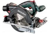METABO KS 18 LTX 57 Akumulátorová ruční kotoučová pila 18V 2x5.2Ah Li-Ion 601857700