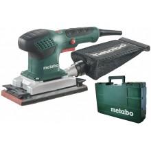 METABO SRE 3185 Vibrační bruska + plastový kufr 600442500