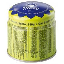MEVA Propichovací plynová kartuše 190g, STOP-GAS, butan, KP02001