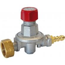 MEVA Regulátor tlaku PB 0,5-4 Bar, 14 kg/h s hadičníkem NP01011