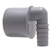 MIDAS koncovka pro připojení hadice - boční 50/19mm AIRFIT