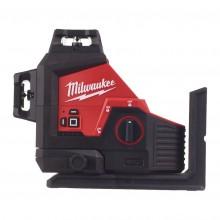 Milwaukee M12 3PL-0C Aku Křížový liniový laser 360° 4933478103