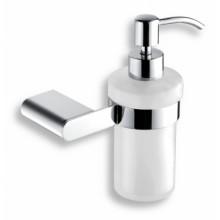 NOVASERVIS TITANIA NATY dávkovač mýdla chrom/sklo 66655,0