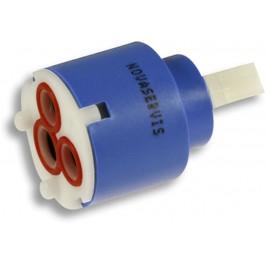 NOVASERVIS kartuše nízká pro pákové baterie Metália CA/55091/2