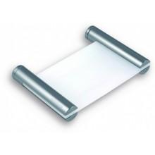 NOVASERVIS METALIA 2 mýdlenka sklo/chrom 6236,0