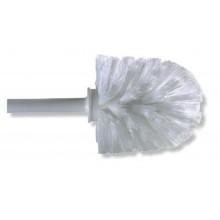 NOVASERVIS WC náhradní plastová štětka narážecí 6133,P
