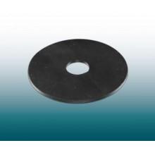 Membrána rovná 66.4x16.5x2 mm vypouštěcího ventilu ROCA - R/1487