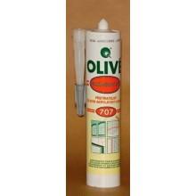 OLIVÉ 707 akrylový tmel bílá 310 ml