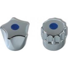 NOVASERVIS náhradní ovládání k rohovým kombinovaným ventilům malé P/5104M