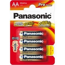 PANASONIC LR6 4BP AA Pro Power alk 35049261