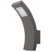 PANLUX FIERA N nástěnné zahradní LED svítidlo, teplá bílá PN42100001
