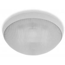 PANLUX GALIA přisazené stropní a nástěnné kruhové svítidlo 75W E27, bílá KG-75/B