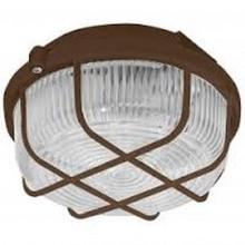 PANLUX KRUH přisazené stropní a nástěnné svítidlo 100W, hnědá SKP-100/H