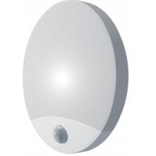 PANLUX OLGA S LED přisazené stropní, nástěnné kruhové svítidlo se senzorem 10W, bílá PN32300003