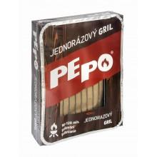 PE-PO jednorázový gril 2068929